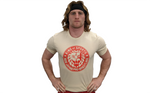 Choose your own color Lion Mark T-Shirt (Red Logo)