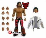 Hiromu Takahashi Action Figure