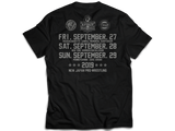 Fighting Spirit Unleashed 2019 Event T-shirt