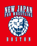 Lion Mark Boston Shirt