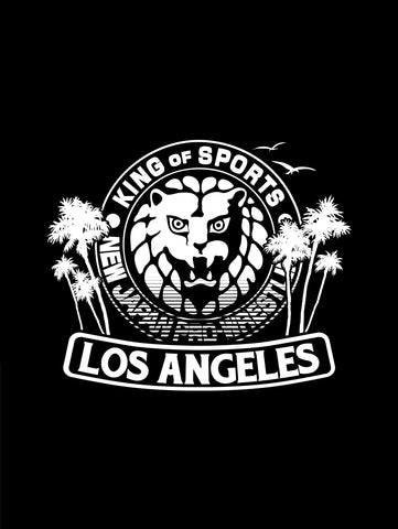 Lion Mark Los Angeles T-shirt