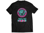 Lion Mark Miami T-shirt