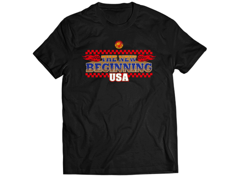 New Beginning USA 2020 Event T-shirt