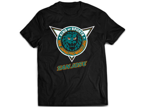 Lion Mark San Jose T-shirt
