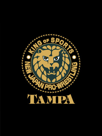 Lion Mark Tampa T-shirt