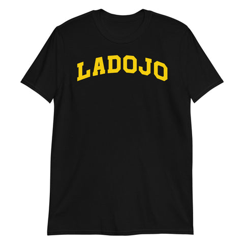 LA Dojo T-Shirt (Black/Yellow)