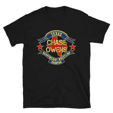 Chase Owens - Texas Heavyweight Champion T-Shirt