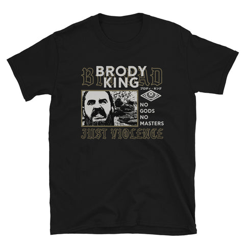 Brody King - Big Bad Brody King T-Shirt