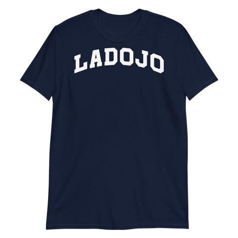LA Dojo T-Shirt (Navy / white)