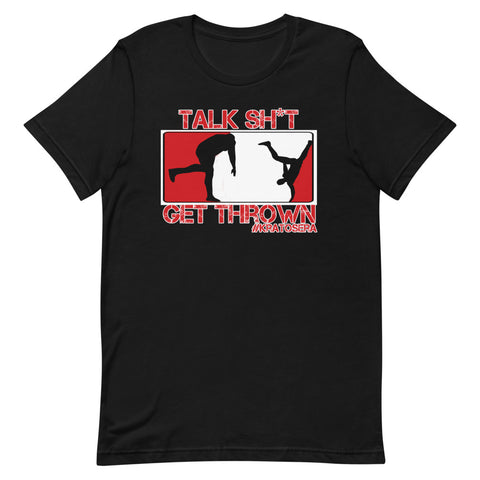 JR Kratos - Talk Sh*t T-Shirt