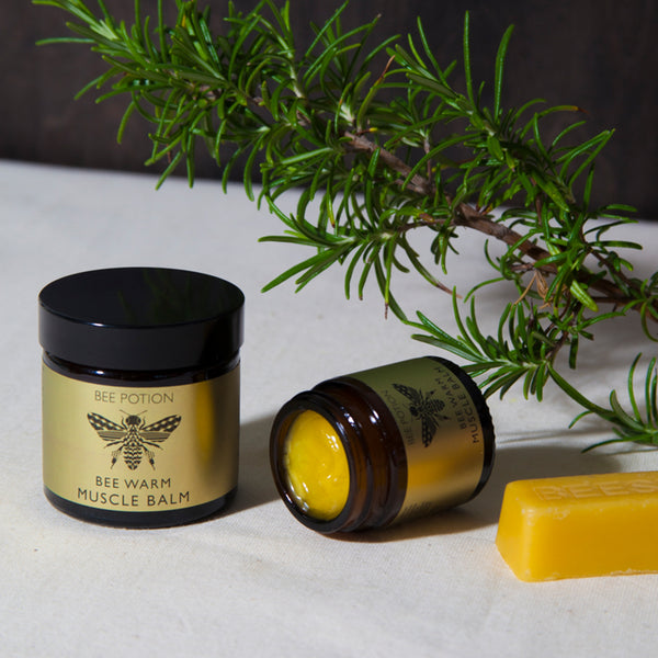 BEE WARM Muscle Balm - Bee Potion
