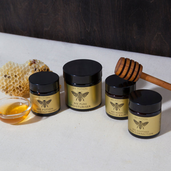 Bee Pampered Body Gift Set - Bee Potion