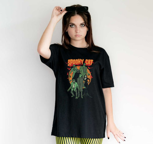 Spook Show Classic Horror T-Shirt