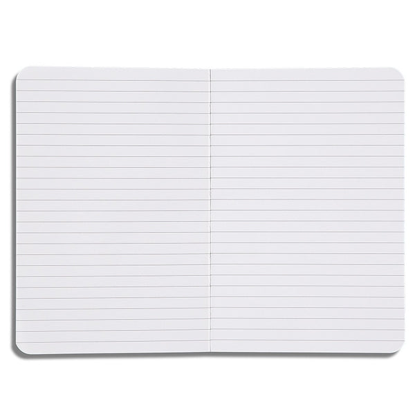 Things To Think About Doing When I Get The Time Lined Notebook