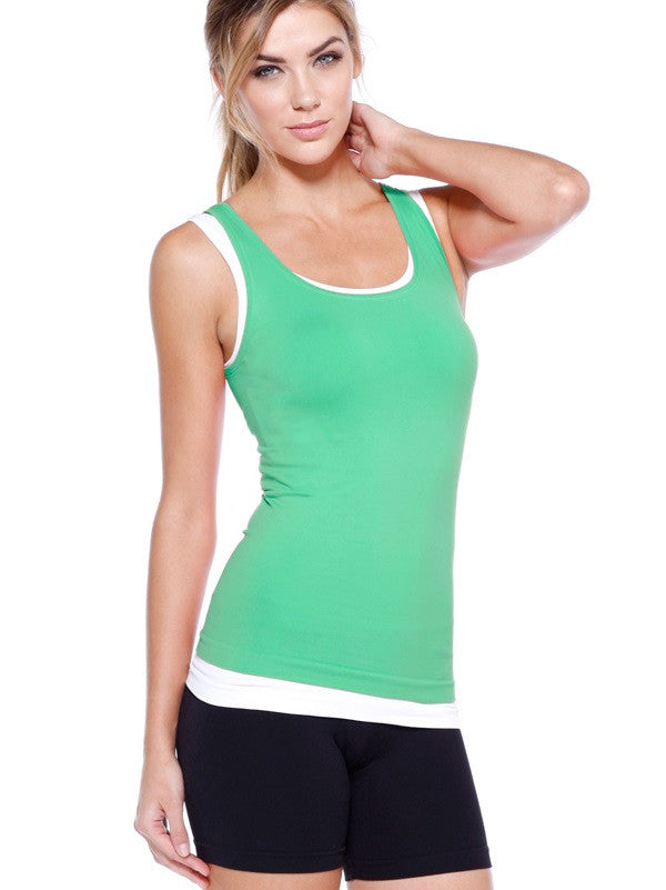 Basic Racer Top