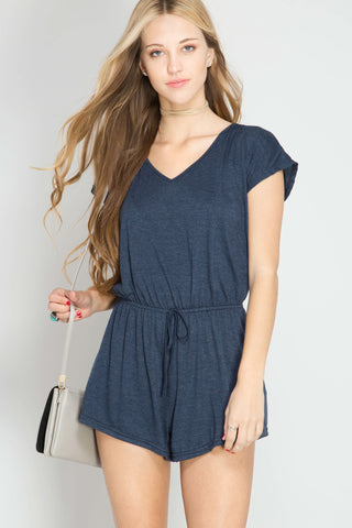 Midnight Stroll Romper
