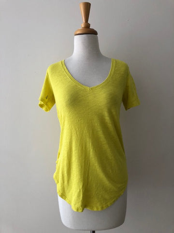 ATM Anthony Thomas Melillo Slub Tee, size XS