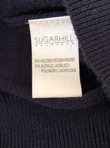 Sugarhill Boutique Amiable Accessory Sweater, size 0