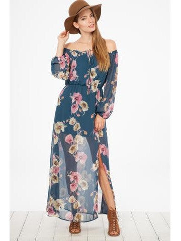 Flower Child Maxi Dress