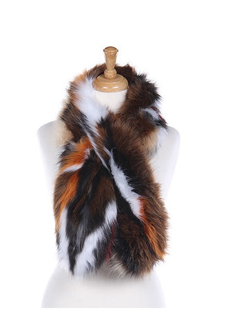 Fur Wrap Scarf