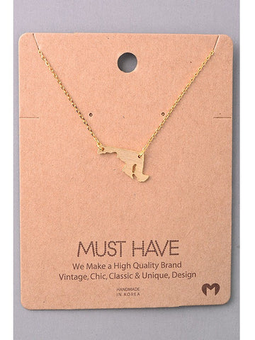 Must Have Maryland Necklace