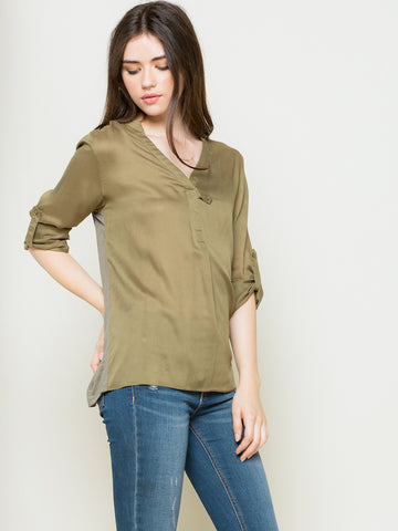 Wellesly Blouse