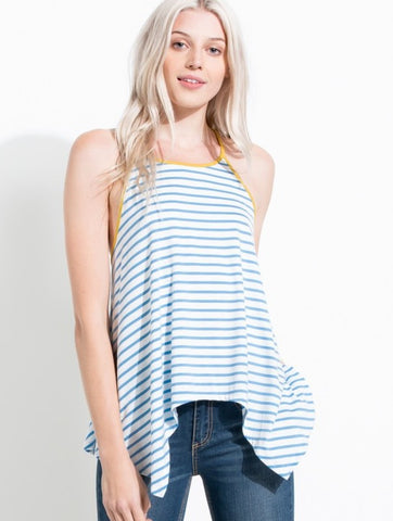 Sail Away Stripe Top