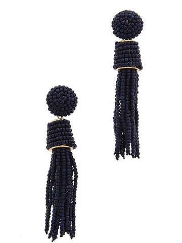 Sydney Tassel Earrings