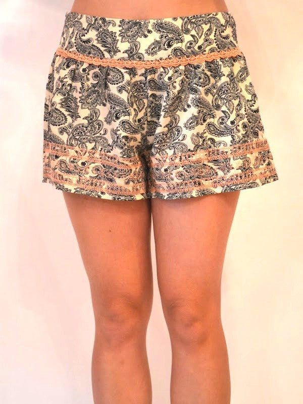 Stroll in the Park Shorts