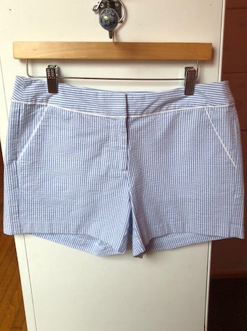 Southern Tide Piper Seersucker Shorts w/ Tags