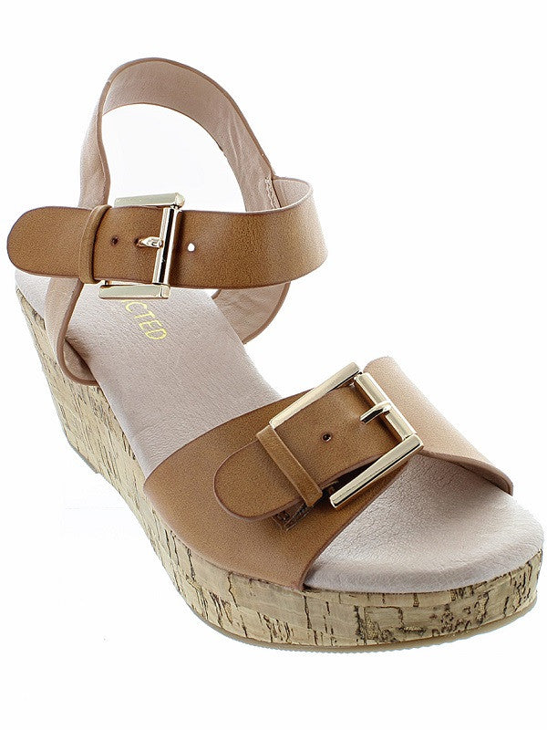 Break Up Wedge Sandal