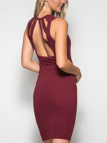 French Martini Dress
