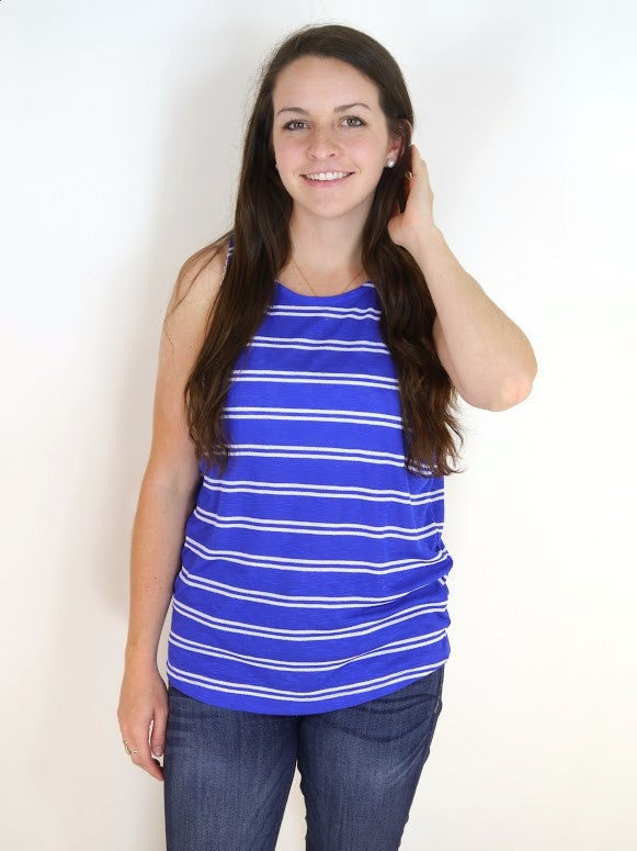 Double Stripe Tank
