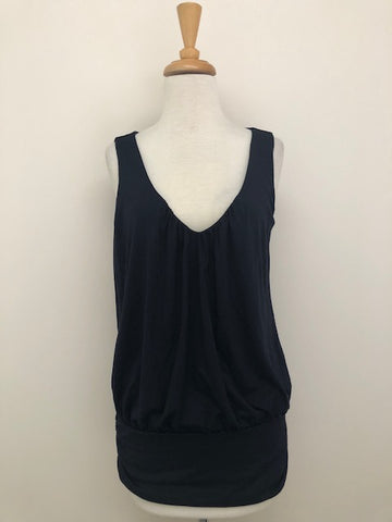 Susana Monaco Ruched Slvless Top w/ Tags, sizes S and L