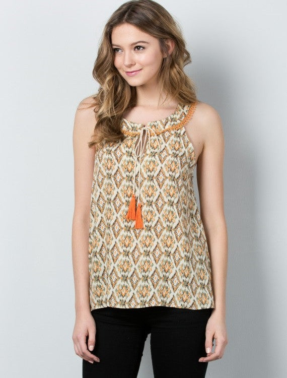 Tuscan Tourist Top