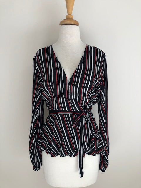 Yumi Kim Allie Wrap Top w/ Tags, size M
