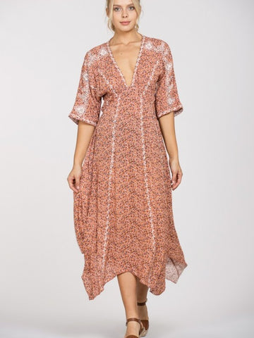 Annabella Maxi Dress
