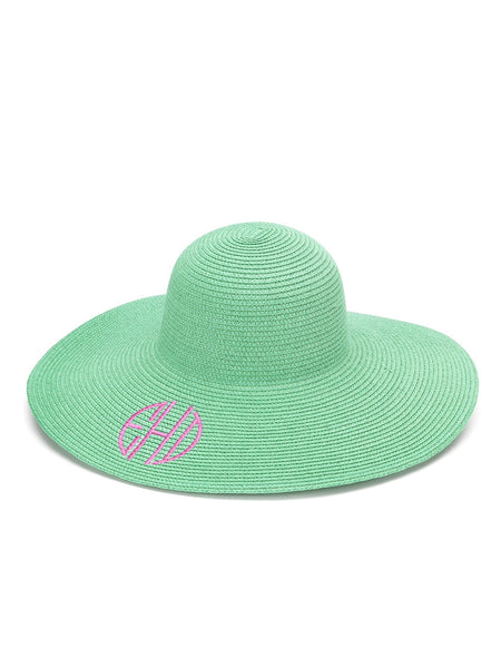 Plain Floppy Hat