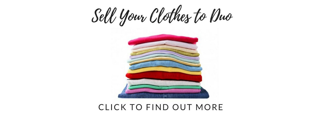 Sell Your Clothes!