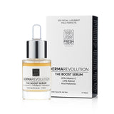 """The boost serum""    20% Vitamin C + 2.5% Retinol+ Acid Hialuronic"