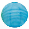 Round Paper Lanterns (Blue) - Funzoop