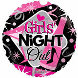Girls Night Out Helium Balloon - Funzoop