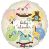 Baby Shower Classic Toys Foil Balloon - Funzoop