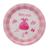 "7"" Princess Theme Party Plates [8 Pcs] - Funzoop"