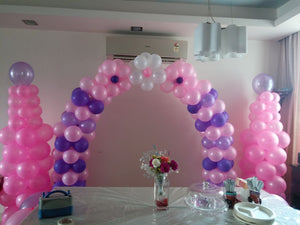 Cake Table Balloons Arch  [BA07] - Funzoop