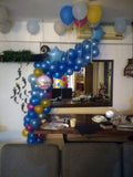 Birthday Wall Background Arch [BA08] - Funzoop