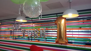 First Anniversary Decor for a leading MNC [OD02] - Funzoop