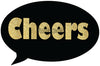 Cheers - General Purpose Photo Booth Placard - Funzoop