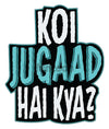 Koi Jugad Hai Kya - General Purpose Photo Booth Placard - Funzoop