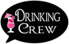 Drinking Crew Bachelorette Photo Booth Placard - Funzoop